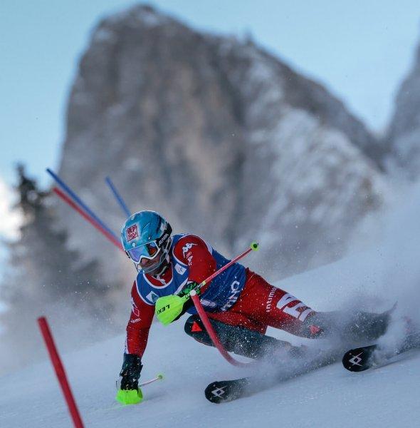 Coppa Europa Sci Alpino – Slalom Gigante Maschile