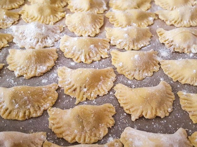 La ricetta delle Ciaroncié