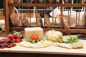Prodotti tipici formaggi